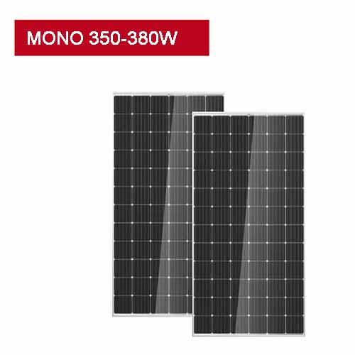 Mono 350-380W 72cell